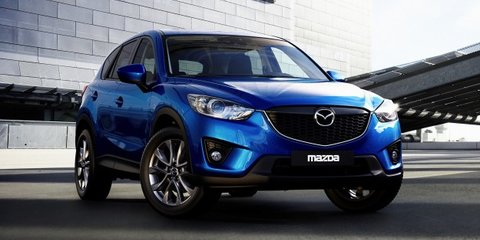 Mazda SUV and passenger car range all SkyActiv by 2016