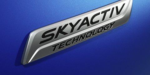 Mazda SUV and passenger car range all SkyActiv by 2016