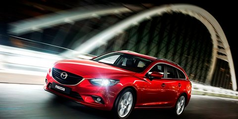 Mazda6 petrol engine, i-ELOOP technology details revealed