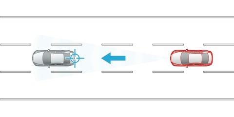 Mazda6 safety technologies revealed