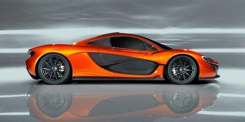 McLaren P1: radical F1-inspired supercar revealed