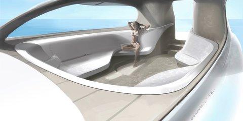 Mercedes-Benz Yacht Design - 7