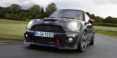 Mini John Cooper Works GP here next year for circa $60,000
