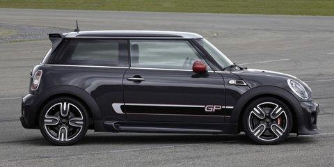 Mini John Cooper Works GP priced at $56,900