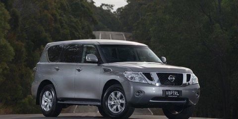 2013 Nissan Patrol targets Toyota LandCruiser buyers