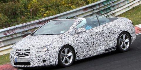 Opel Cascada four-seater convertible confirmed