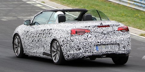 Opel Cascada four-seater convertible confirmed