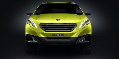 Peugeot 2008 Concept Hi-Res - 5