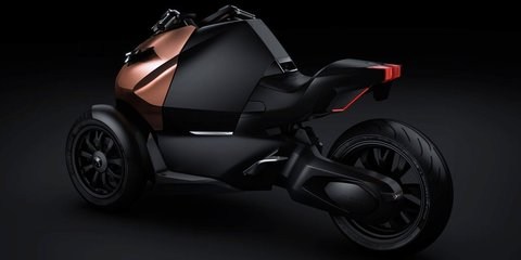 Peugeot Onyx Concept Scooter - 3