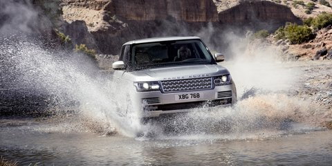 Range Rover will beat new wave of super-luxury SUVs