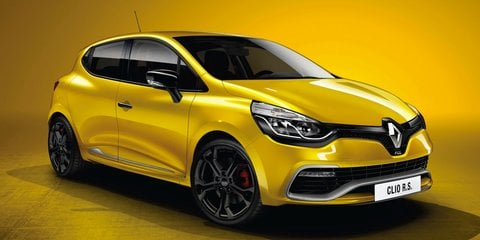 RenaultSport Clio 200 Turbo won't trigger WRC entry