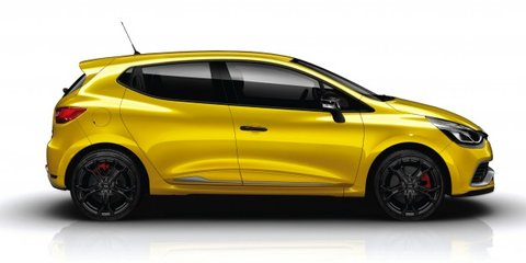 RenaultSport Clio 200 Turbo hot-hatch unveiled