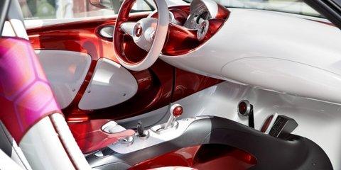Smart Forstars concept previews future design of Daimler city cars
