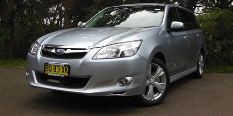 Subaru Liberty Exiga Review