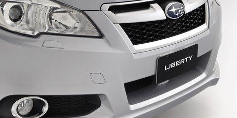 Subaru Liberty X - 4
