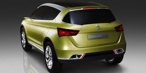 Suzuki S-Cross: baby SUV slated for late 2013