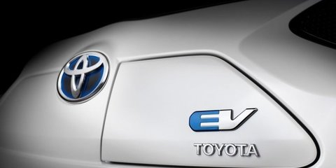 Toyota iQ EV: production-ready city car won't be sold