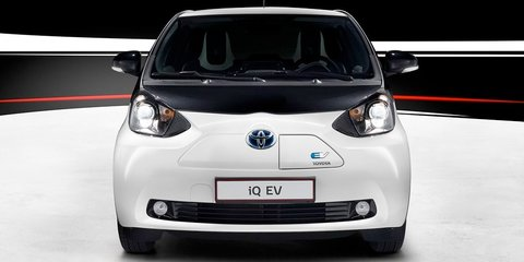Toyota iQ EV: production-ready city car won't be sold