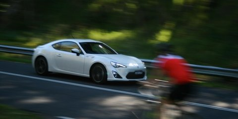 Toyota 86: GTS manual accounts for 40 percent of sales