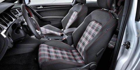 2013 Volkswagen Golf GTI concept leaked