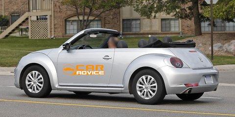 Volkswagen Beetle Cabriolet - 12