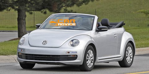 Volkswagen Beetle Cabriolet - 14