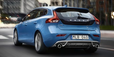 Volvo V40 R-Design: hotter hatch to headline local line-up
