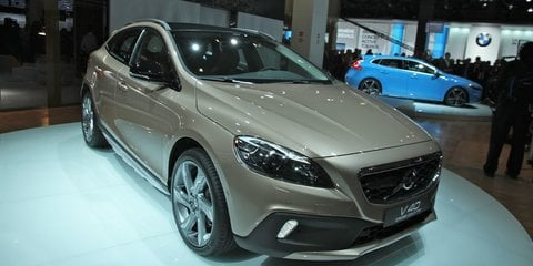 Volvo V40 kills off S40 and V50