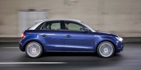 Audi pushing BMW for luxury car sales supremacy