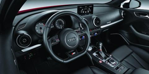 Audi S3: 221kW hot-hatch revealed