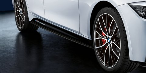 BMW 3 Series and 5 Series diesels gain M Performance boost