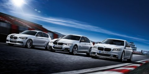 BMW 3 Series and 5 Series diesels gain M Performance boost