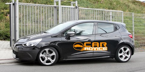 Renault Clio RS: baby hot-hatch uncovered