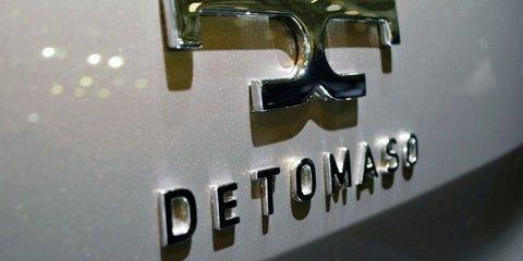 BMW considering saving De Tomaso: report