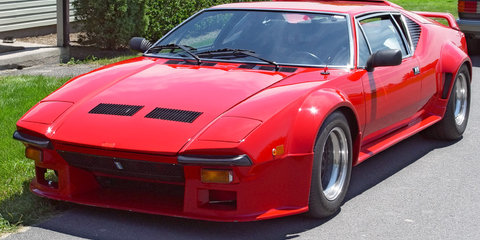De Tomaso bought by Swiss company - report