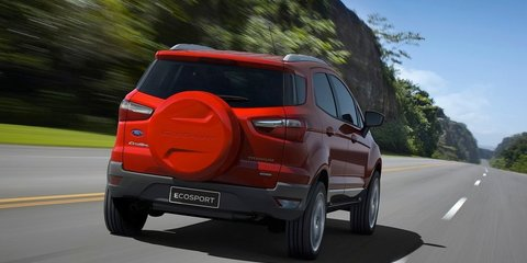 2013 Ford EcoSport confirmed for Sydney motor show