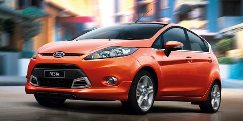 Ford Fiesta: price cuts and extra airbags for Australian range