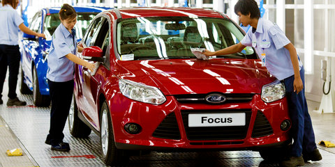 Ford Focus, Toyota Corolla battle over world's top-selling car crown