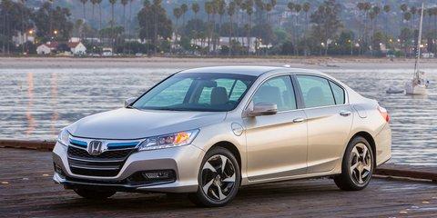 Honda Accord plug-in hybrid a chance for Australia