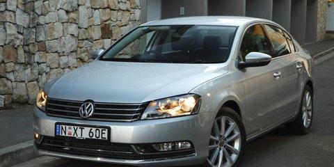 Volkswagen Golf sales falls short of Passat