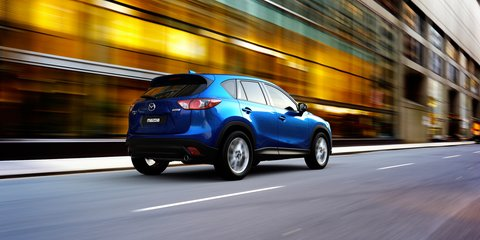 Mazda CX-5 to get petrol power boost