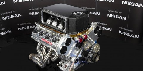 Nissan's V8 Supercar involvement to fuel sales