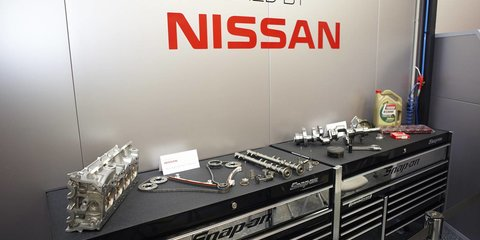 Nissan's V8 Supercar involvement to fuel sales