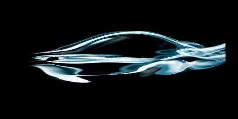 2014 Mercedes-Benz S-Class sculpture teased