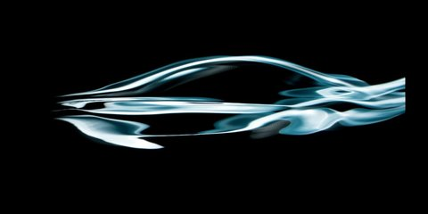 2014 Mercedes-Benz S-Class sculpture teased