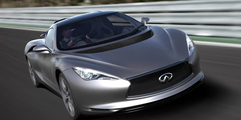 Infiniti G series: all-new model will be rear-wheel drive