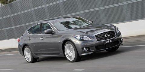Infiniti M sedan upgraded to five-star NCAP safety rating