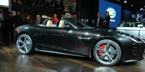 Jaguar F-Type R could get 450kW V8