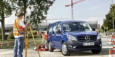 Mercedes-Benz Citan: full specifications of compact work van