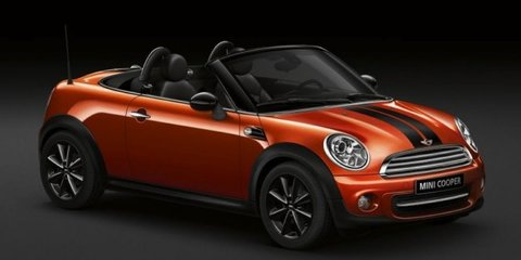 Mini Coupe and Roadster: new entry-level two-seaters priced from $34,900